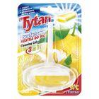 Двухфазный туалетный ароматизатор Tytan, лимон, 40г