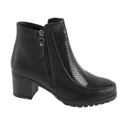 Ботинки женские SANDWAY арт. В7602-1 (черный) (р. 41)