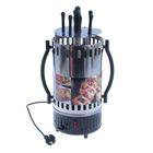 Шашлычница электрическая WILLMARK OC-288, 1000 Вт, 5 шампуров
