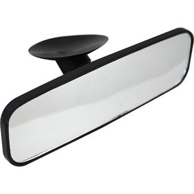 Зеркало внутрисалонное регулируемое на присоске 16х5,5 см