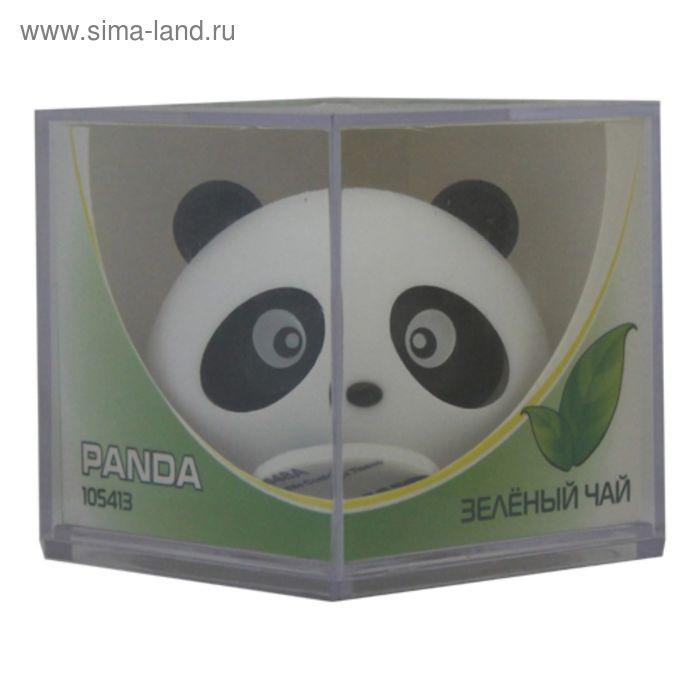 """Ароматизатор воздуха """"Panda"""", на приборную панель, зеленый чай"""