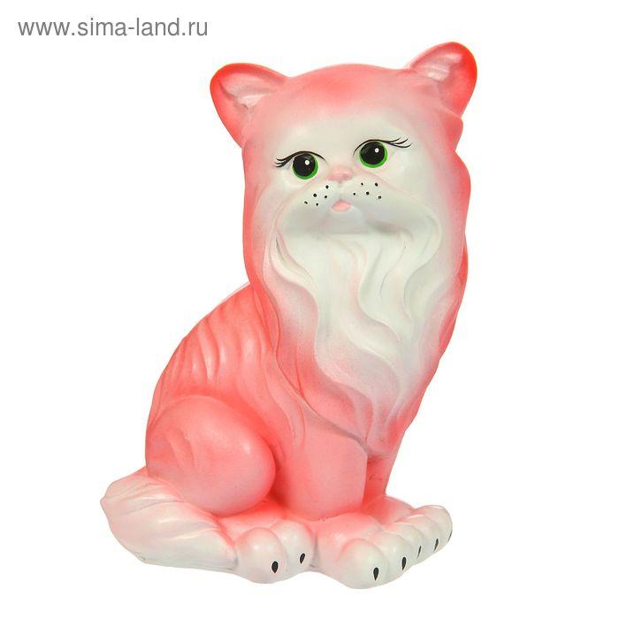 """Копилка """"Кошка Матильда"""" розовая"""