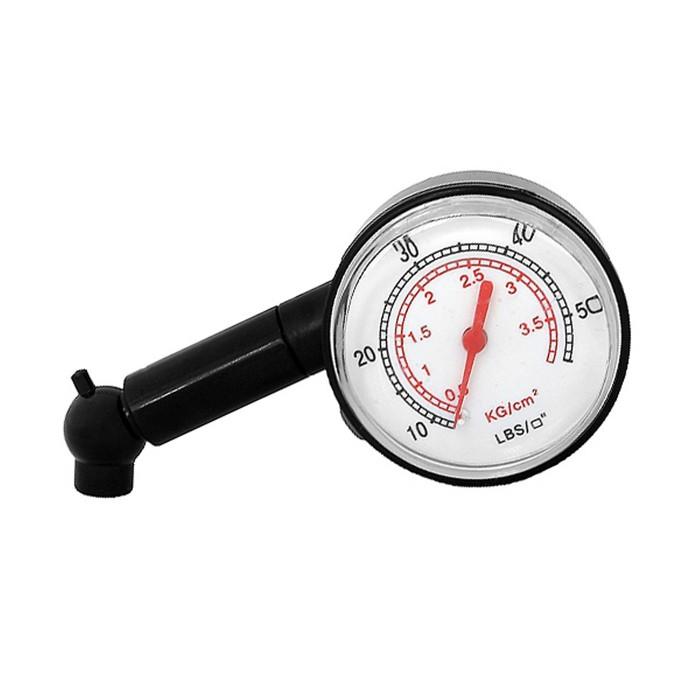 Манометр для проверки давления в шинах, пластиковый