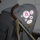 "Reflective stickers on the stroller ""Princess"" (set)"