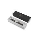 Ручка роллер Parker IM Core Dark Espresso CT F, корпус тёмно-коричневый матовый/ хром, чёрные чернила (1931664)