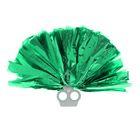Pompon 50 grams, color: green