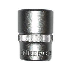 "Головка торцевая BERGER BG2058, 3/8"", 6-гранная SuperLock, 24 мм"