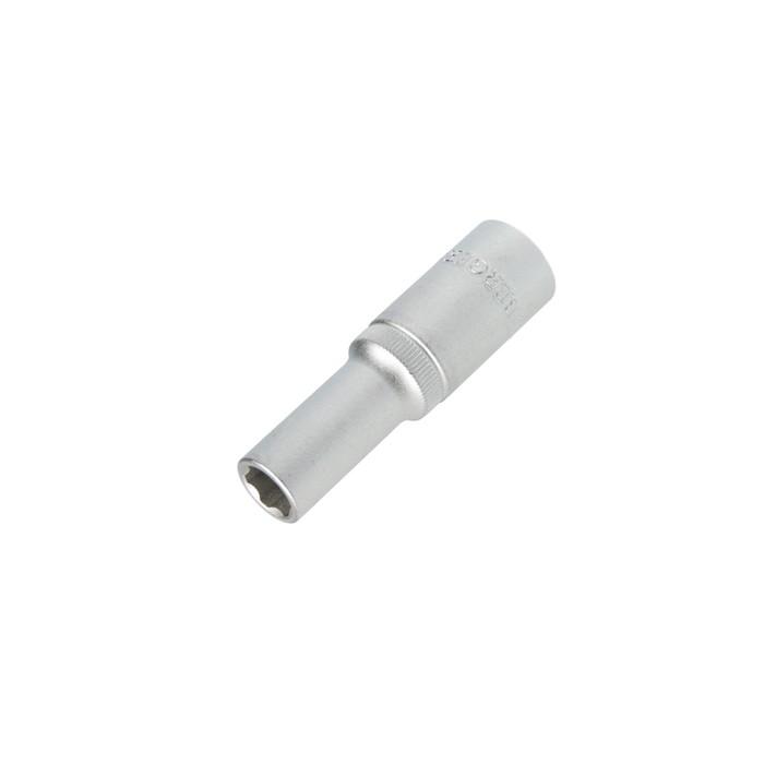 "Головка торцевая BERGER BG-12SD11, удлинённая, 1/2"", 6-гранная SuperLock, 11 мм"