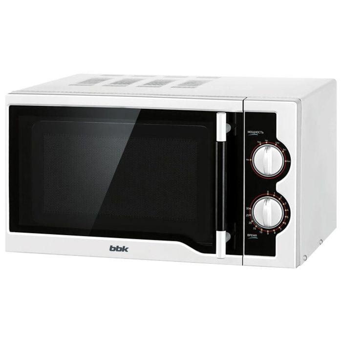 Микроволновая печь BBK 23MWS-928M/W, 23 л, 900 Вт, белый