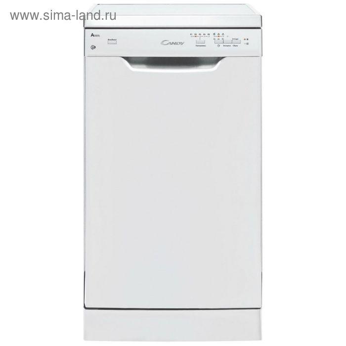 Посудомоечная машина Candy CDP 2L952W-07, 9 комплектов, 9 л, Класс А, белая