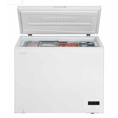 Морозильный ларь Kraft BD(W)-225BL с LCD дисплеем