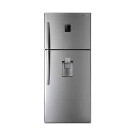 Холодильник Daewoo FGK-51EFG, класс А+, 533 л, No Frost, дисплей, серебристый