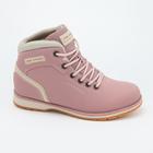 Ботинки женские зимние арт. F8210-11 ( розовый) (р. 40)