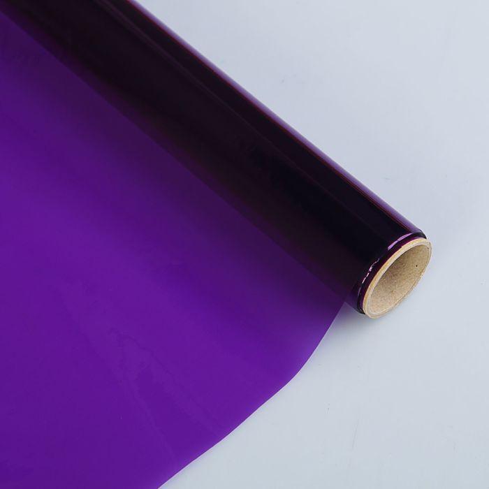 Бумага целлофановая 700*5000 мм Sadipal 30 г/м2 кристал Мальва 06940