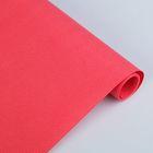 Крафт-Бумага, 0.5 х 2.0 м, Sadipal Forrapapel, 65 г/м2, красный
