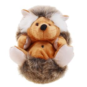 Мягкая игрушка «Ёжик Пуся»
