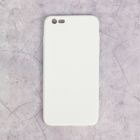 Чехол для iPhone 6 Plus, материал TPU, белый