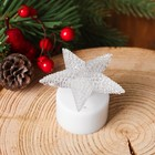 """Candle led """"Star"""" lights up in different colours"""