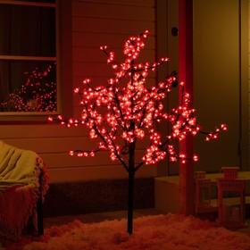 """Дерево светодиодное улич. 1,5 м. """"Баугиния"""" 480Led, 30W, 220V Красный"""