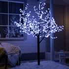 "Дерево светодиодное улич. 2 м. ""Баугиния"" 864Led, 52W, 220V Белый"