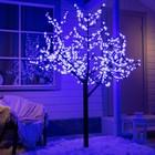 """Дерево светодиодное улич. 2 м. """"Баугиния"""" 864Led, 52W, 220V Синий"""