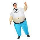 """Костюм надувной """"Тренер"""", рост 164-176 см"""
