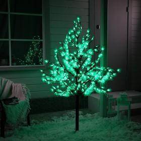 """Дерево светодиодное улич. 1,5 м. """"Клён"""" 600Led, 36W, 220V Зеленый"""