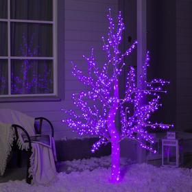 """Дерево светодиодное улич. 1,8 м. """"Акриловое"""" 768Led, 46W, 220V, мульти(RGB)"""