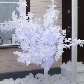 """Дерево светодиодное улич. 1,8 м. """"Клён Белоснежный"""" 384 Led, 23 W, 220V Белый"""