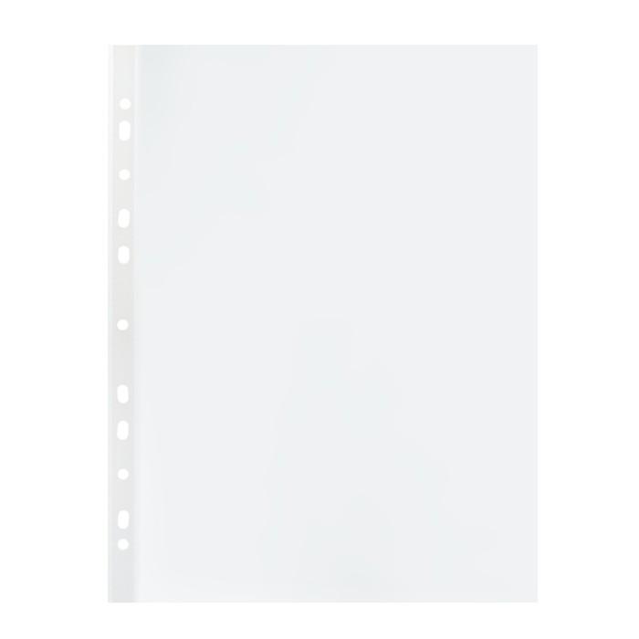 Файл-вкладыш А4, 100 штук Erich Krause Semi-Clear Economy, прозрачный