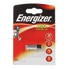 Батарейка алкалиновая Energizer, А23 (Е23А, GP23A, LRV08, MN21, V23GA)-1BL, блистер, 1шт.