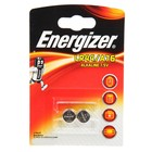Батарейка Алкалиновая  Energizer, LR44/A76-2BL, блистер, 2 шт.