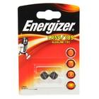 Батарейка Алкалиновая  Energizer, LR54/189-2BL, блистер, 2 шт.