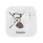 Батарейка Цинковая  Energizer Silver Oxide, 335 (SR512SW)-1BL, для часов, блистер, 1 шт.