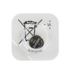 Батарейка Цинковая  Energizer Silver Oxide, 341 (SR714SW)-1BL, для часов, блистер, 1 шт.