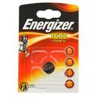 Батарейка литиевая Energizer, CR1632-1BL, блистер, 1 шт.