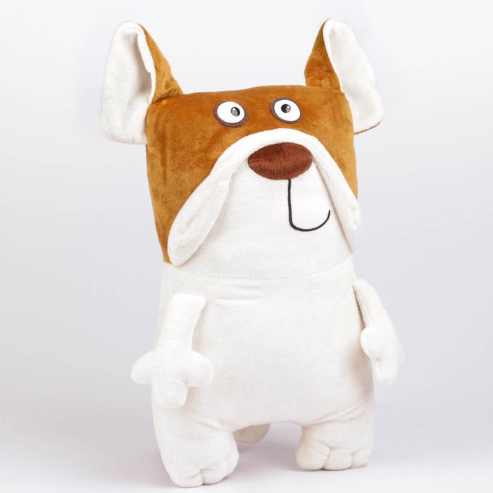 "Мягкая игрушка-подушка ""Мистер Пес"" 40 см 034"