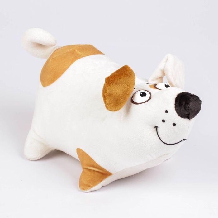 "Мягкая игрушка-подушка ""Собака Сосиска"" 35 см 035"