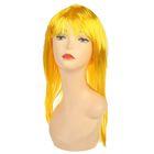 """Карнавальный парик """"Красотка"""", цвет желтый"""