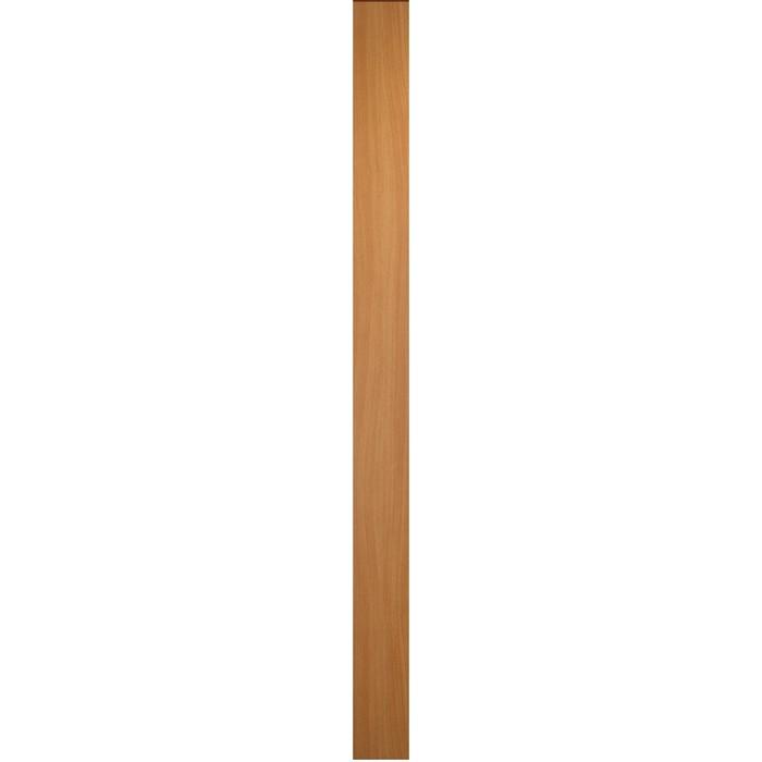 Коробка МДФ Миланский орех c четвертью 30х70х2050