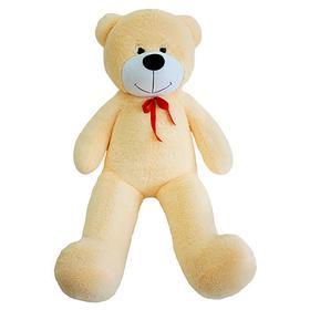 Мягкая игрушка «Мишка Фёдор», цвет персиковый, 145 см