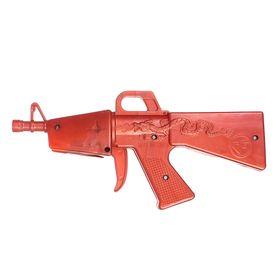 Пистолет для спрея-серпантина, цвет красный Ош