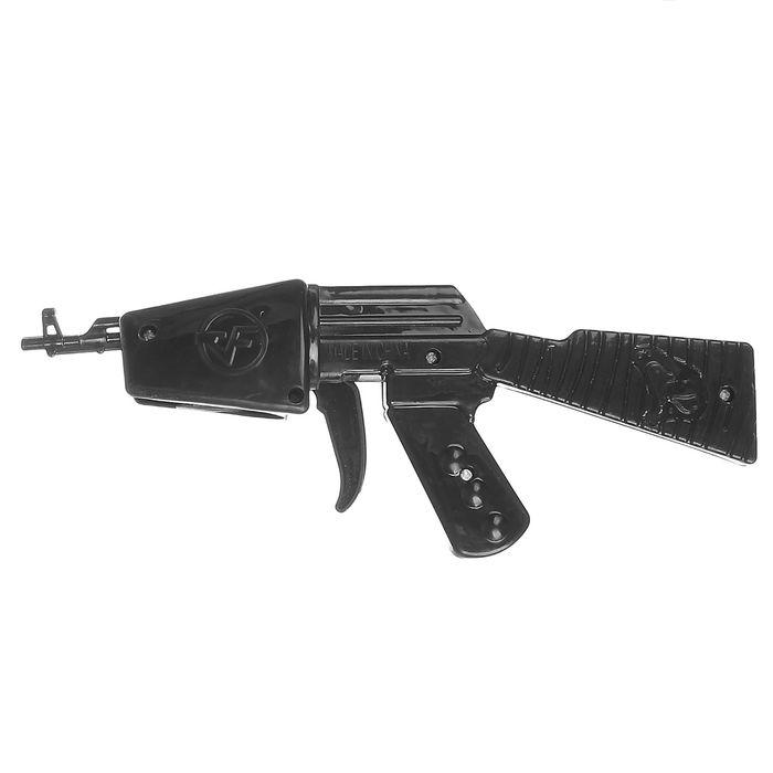 Пистолет для спрея-серпантина, цвет синий