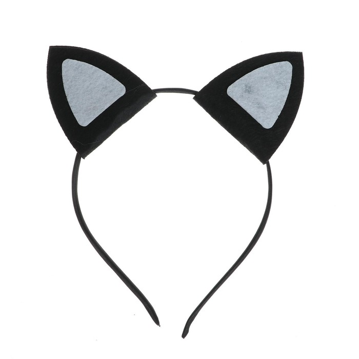 "Carnival headband-ears ""Wolf"""