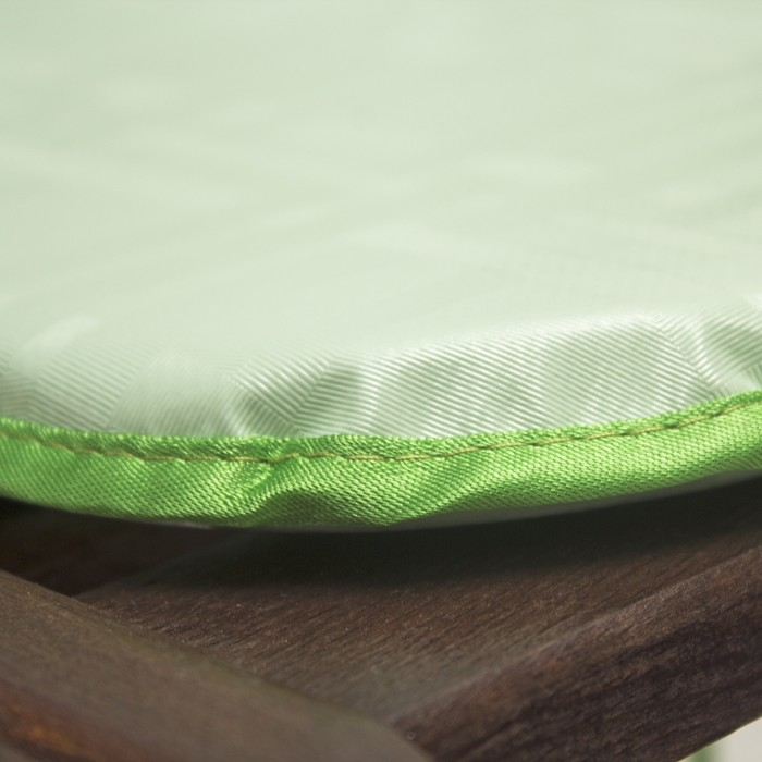 Подушка на табурет круглая