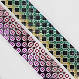 Slider design nail Patterns, MIX colors