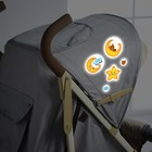"Reflective stickers on the stroller ""Sleeping baby"" (set)"