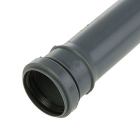 Труба канализационная SK-plast, внутренняя, d=50, 250 мм Ош
