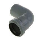 Отвод канализационный SK-plast, 50 мм, 90°