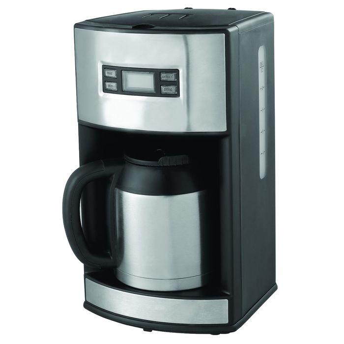 Кофеварка Gemlux GL-DCM-1S,